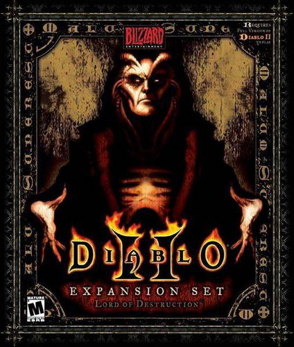 Diablo 2 - Lord of Destruction (2001/ENG/RUS)