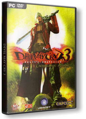 Devil May Cry 3. Dantes Awakening [Special Edition/v.1.03]