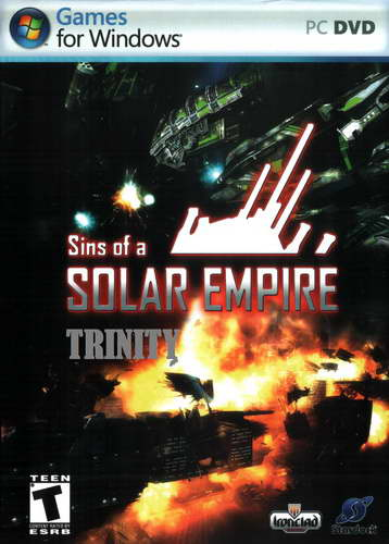 Sins of a Solar Empire - Trinity (2010/ENG)