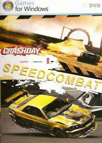 Crashday: SpeedCombat (2007/RUS/ENG)