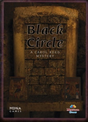 A Carol Reed Mystery: Black Circle (2010/ENG)
