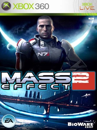 Mass Effect 2 (2010/RUS/PAL/XBOX 360)