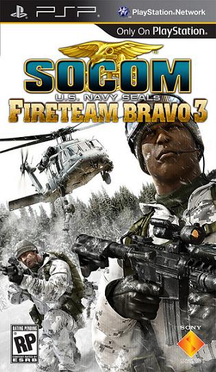 SOCOM: U.S. Navy SEALs Fireteam Bravo 3 (Patched) (2010) (FullRIP/Multi13/RUS)