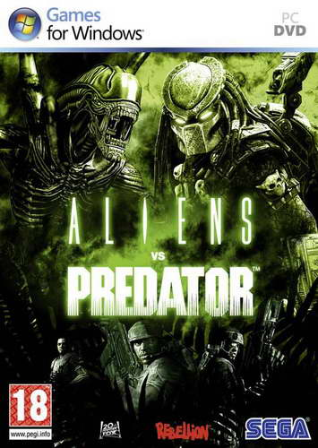 Aliens vs. Predator (2010/ENG/Multi)