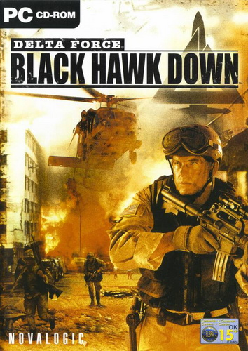 Отряд Дельта - Операция Черный Ястреб / Delta Force - Black Hawk Down (2003/RUS/ENG)
