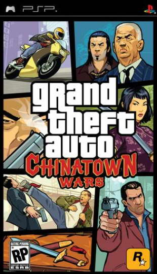 Grand Theft Auto: Chinatown Wars (Patched) (2009/RUS/FullRIP)