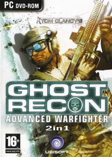 Tom Clancy`s Ghost Recon: Advanced Warfighter [2in1] (RUS/RePack)