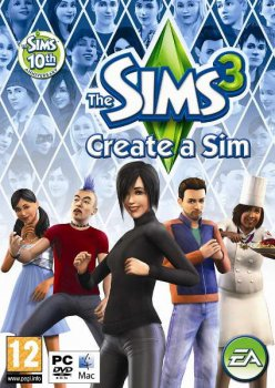 The Sims 3 - Create A Sim (2010/MULTI/RUS)