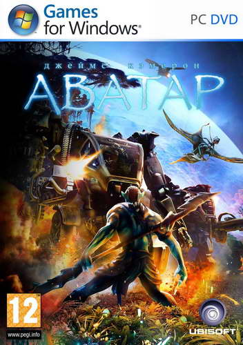 James Cameron's Avatar: The Game (2009/ENG/RUS) (Full/RePack v.1.01)