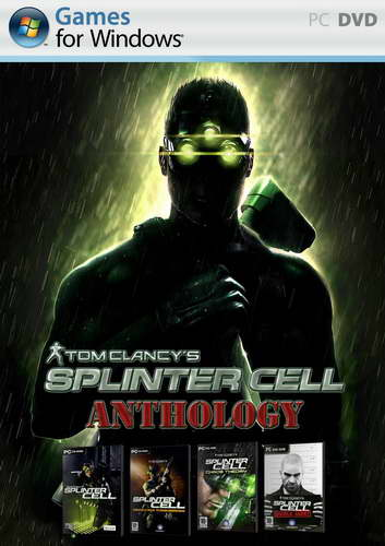 Tom Clancy's Splinter Cell [Полная Антология] (2003-2007/RUS/RePack)