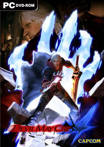 Devil May Cry 4 [v.1.1.0] (1C/2008/RUS/RePack)
