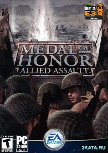 Medal Of Honor Allied Assault [3In1] (2002-2003/RUS/RePack)
