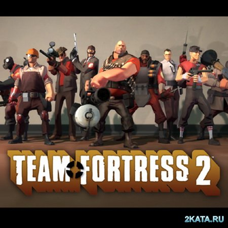 Team Fortress 2 [v.1061] (2007/ENG/RUS)