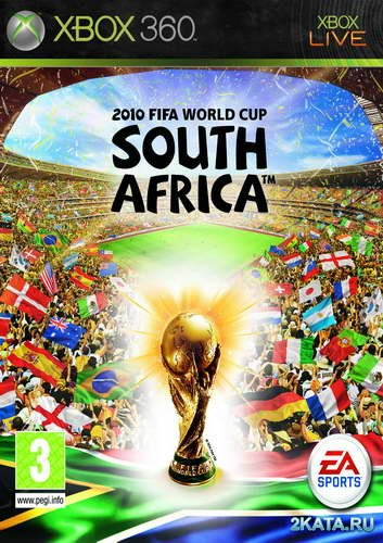 2010 FIFA World Cup: South Africa (2010/PAL/ENG/XBOX360)