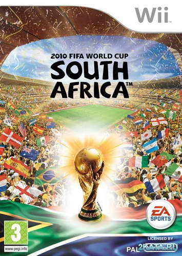 2010 FIFA World Cup South Africa (2010/PAL/MULTi5/Wii)
