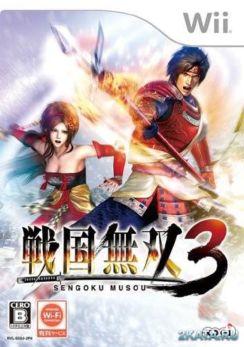 Samurai Warriors 3 (2010/PAL/ENG/Wii)