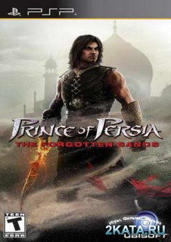Prince of Persia: The Forgotten Sands (2010/ENG/PSP)