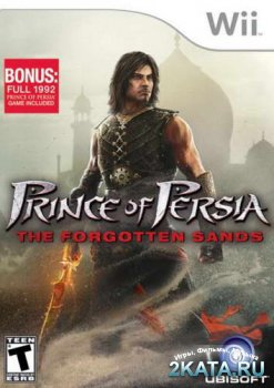 Prince of Persia: The Forgotten Sands (2010/NTSC/ENG/Wii)