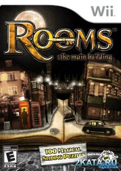 Rooms: The Main Building (2010/NTSC-J/ENG/Wii)