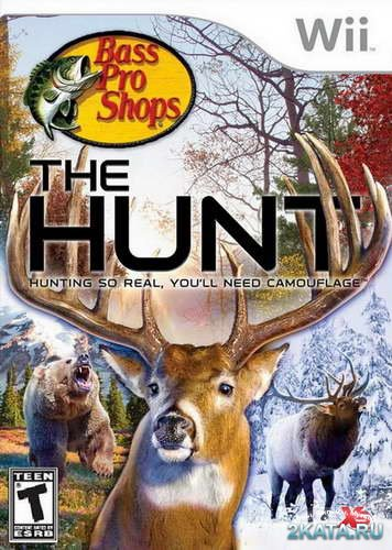 Bass Pro Shops: The Hunt (2010/PAL/ENG/Wii)