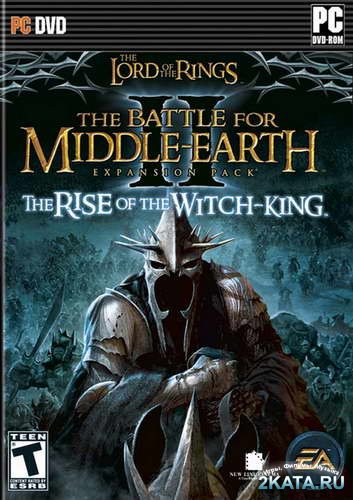 The Lord of the Rings, The Battle for Middle-earth II, The Rise of the Witch-King (2006/RUS)