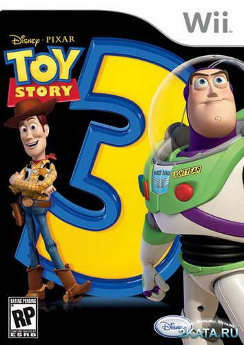 Toy Story 3: The Video Game (2010/NTSC/ENG/Wii)