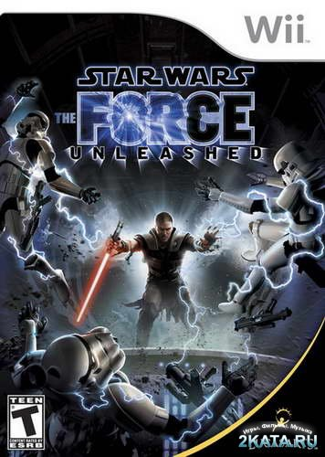 Star Wars: The Force Unleashed (2008/PAL/ENG/Wii)
