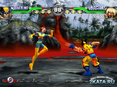 X-Men Mutant Academy 2 (ENG)