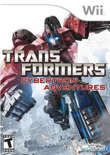 Transformers: Cybertron Adventures (2010/NTSC/ENG/Wii)