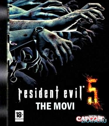 Resident Evil 5 The Movi (2009/DVDRip / 700MB)