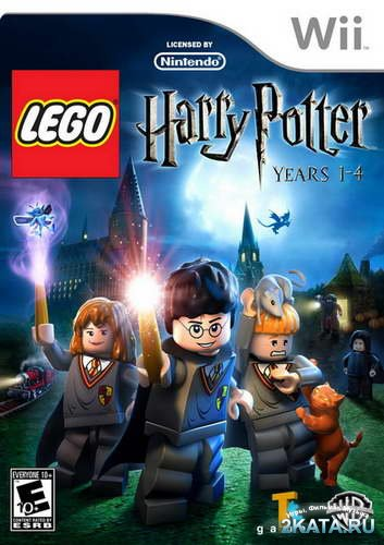 LEGO Harry Potter: Years 1-4 (2010/PAL/MULTI-6/Wii)
