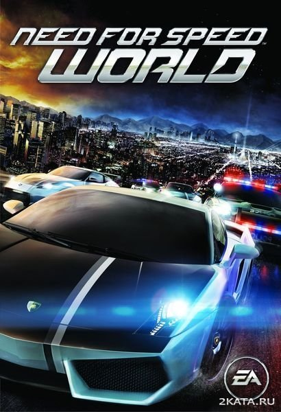 Need For Speed World (2010/ENG/Open Beta)