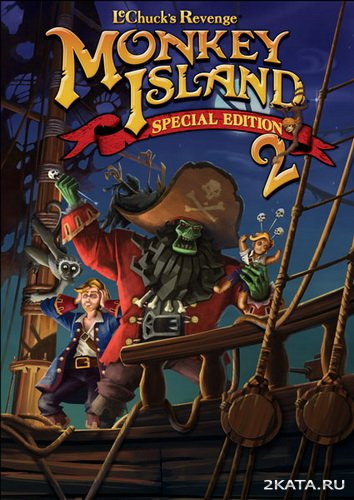 Monkey Island 2 Special Edition: LeChuck's Revenge (2010/ENG)