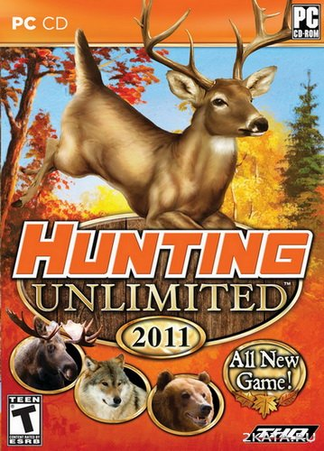 Hunting Unlimited 2011 (2010/ENG/RePack)