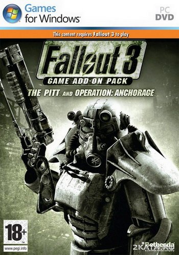 Fallout 3. Дополнения The Pitt и Operation: Anchorage (2010/RUS)