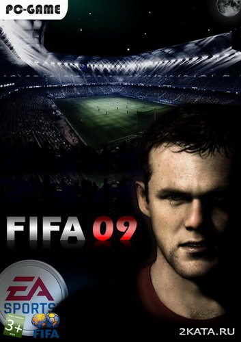 FIFA 09 (2008/Multi5/RUS/RePack by freefrager)
