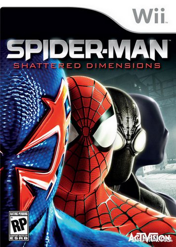 Spider-Man: Shattered Dimensions (2010/PAL/Multi5/Wii)