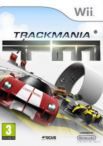 TrackMania (2010/PAL/Wii)