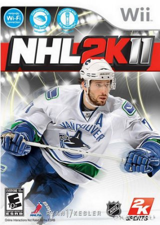 NHL 2K11 (2010/NTSC2/PAL/ENG/Wii)