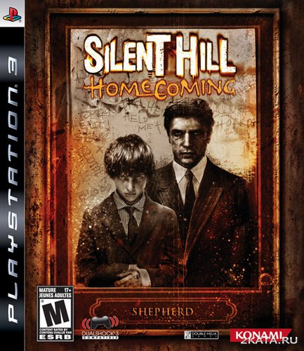 Silent Hill: Homecoming (2009/USA/ENG/PS3)
