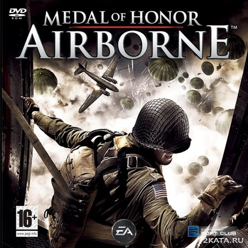 Medal of Honor: Airborne (2007/RUS/ENG/RePack)
