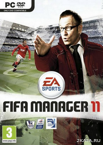 FIFA Manager 11 (2010/ENG-RELOADED)