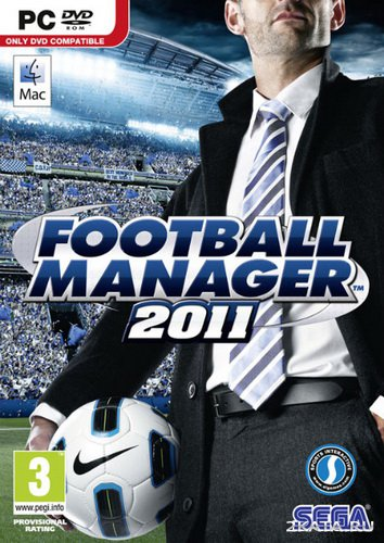 Football Manager 2011 (2010/RUS/ENG) (Full+RePack)