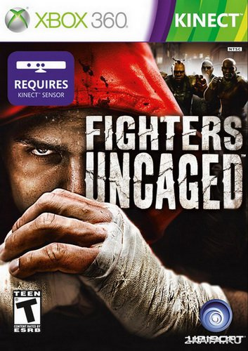 Fighters Uncaged (2010/RF/ENG/XBOX360)