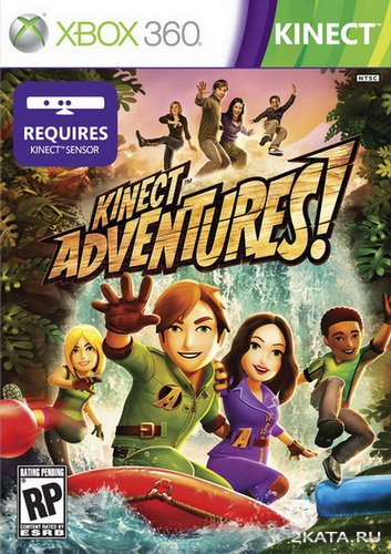 Kinect Adventures! (2010/PAL/ENG/XBOX360)