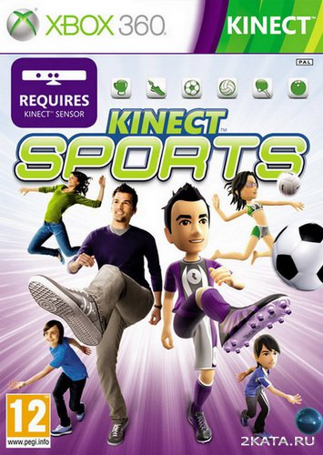 Kinect Sports (2010/PAL/ENG/XBOX360)