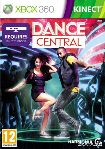 Dance Central (2010/PAL/ENG/XBOX360)