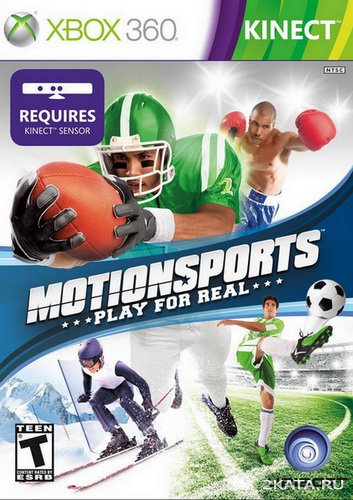 MotionSports (2010/RF/ENG/XBOX360)