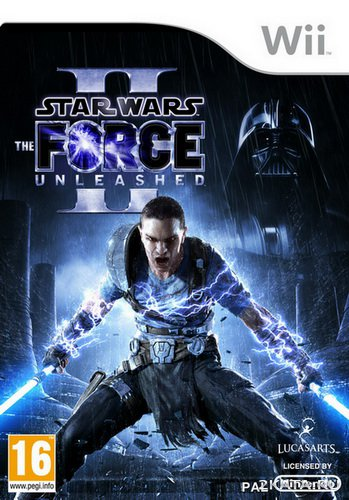 Star Wars: The Force Unleashed 2 (2010/PAL/ENG/Wii)