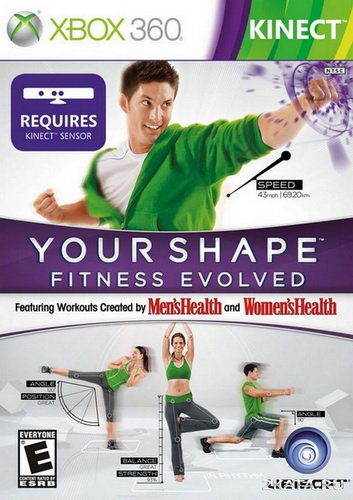 Your Shape. Fitness Evolved (2010/RF/ENG/XBOX360)